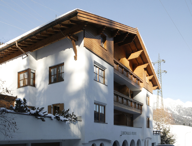 Chalet Landhaus Moos A
