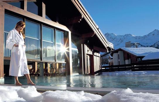 ski holidays in hotel club med peisey vallandry peisey