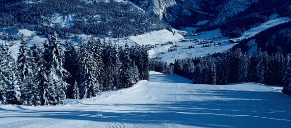 Intermediate Ski Holidays