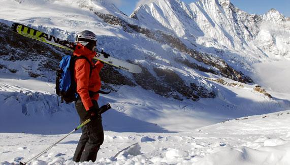 Ski deals to Switzerland
