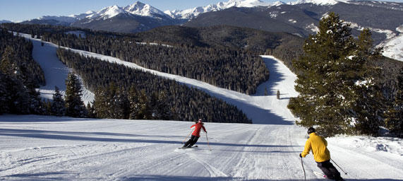 Ski deals to USA