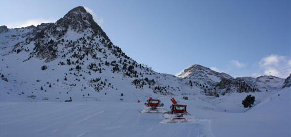 Why not try Formigal in Spain?