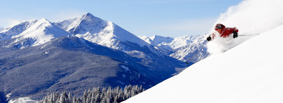 Ski Vail - best for advanced skier