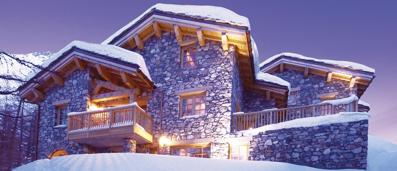 working as a chalet manager