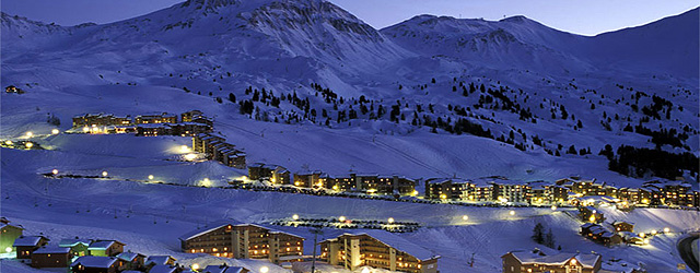 Ski Chalets La Plagne