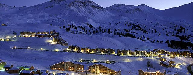 Ski Chalets La Plagne