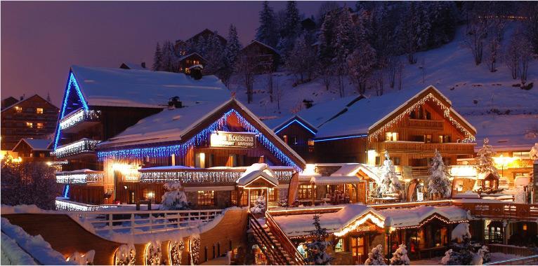 Ski Chalets Meribel