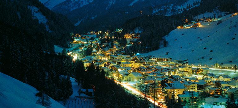Ski Chalets St Anton