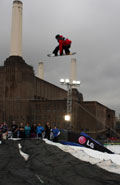 London Freeze 2009