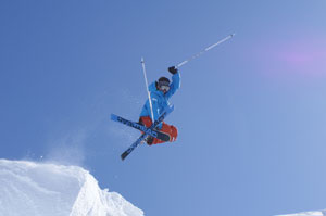 Freeride Skiing in Tignes