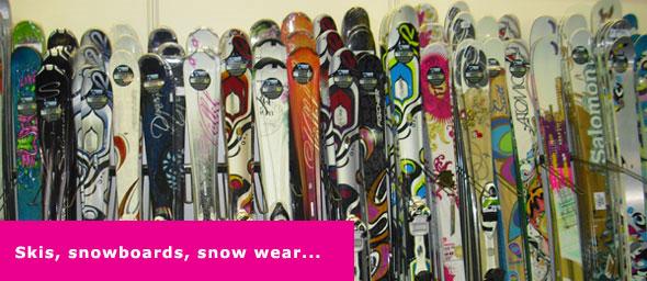 ski gear advice
