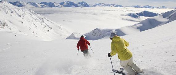 Glacier Ski Holidays