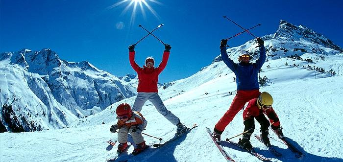 Guide to Family Ski Holidays