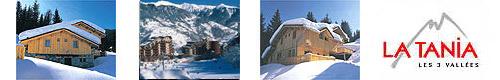Skiing Holidays in La Tania