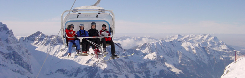 Switzerland Ski Holidays