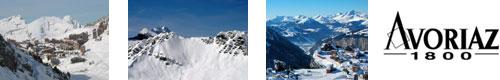 Skiing Holidays in Avoriaz
