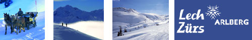 Skiing Holidays in Lech