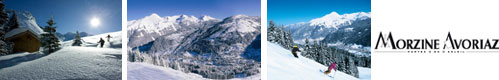 Skiing Holidays in Morzine