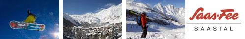 Skiing Holidays in Saas Fee