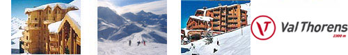 Skiing Holidays in Val Thorens