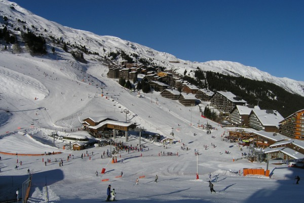 Meribel Ski Resort Snow Reports Lift Passes