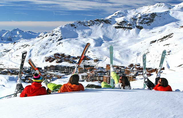 chalets in val thorens ski holidays in deals in val thorens