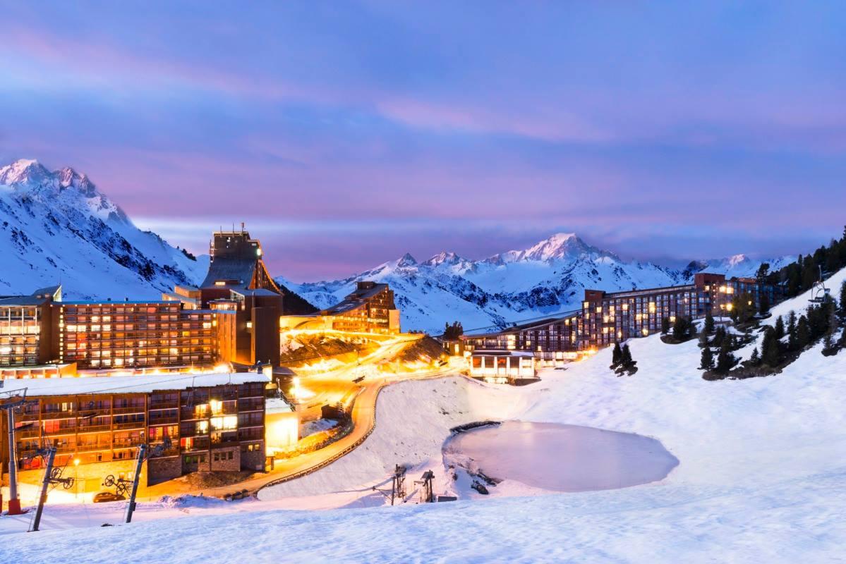 Grid Ref Finder >> Ski Holidays in Hotel Club Med Arcs Extreme   Les Arcs   France