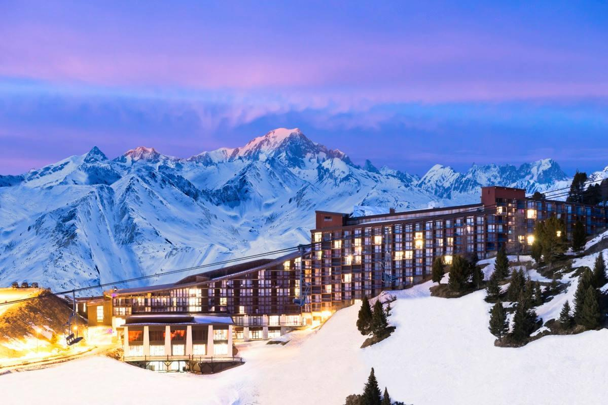 Grid Ref Finder >> Ski Holidays in Hotel Club Med Arcs Extreme | Les Arcs | France