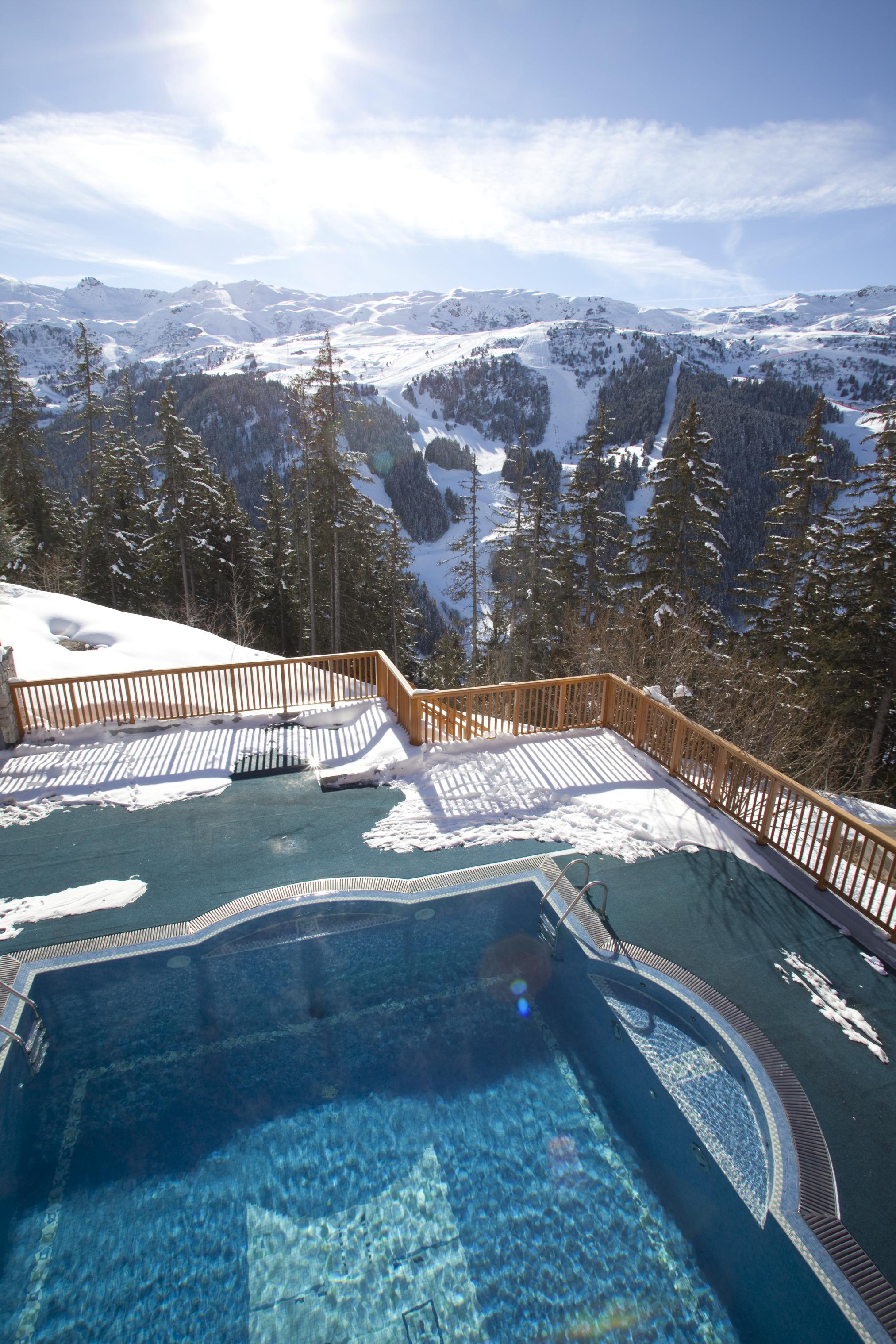 Grid Ref Finder >> Ski Holidays in Hotel Club Med Meribel L'Antares   Méribel ...