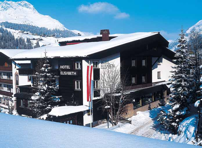 Grid Ref Finder >> Ski Holidays in Hotel Elisabeth | Lech | Austria