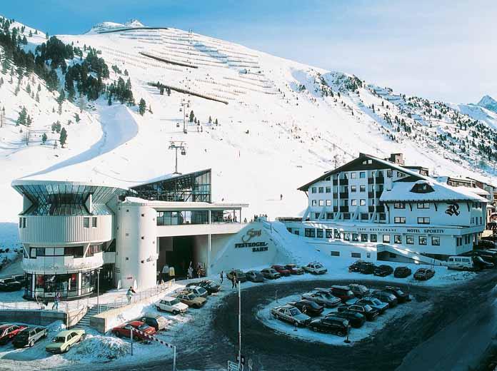 Grid Ref Finder >> Ski Holidays in Hotel Crystal-Sportiv   Obergurgl   Austria