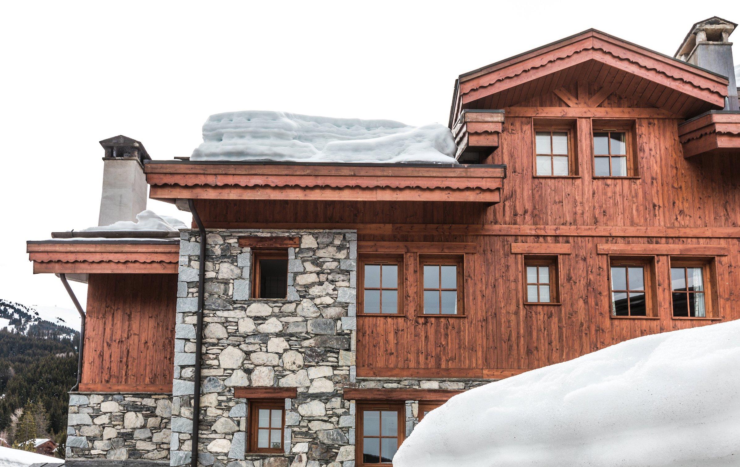 Grid Ref Finder >> Ski Holidays in Chalet MarMau   La Tania   France